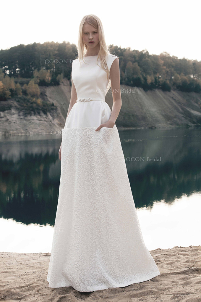 Top Wedding Dress Trend For 2016 With Pocket