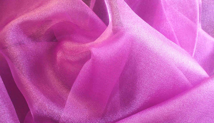 Organza fabric knowledge lunss couture for Sheer fabric