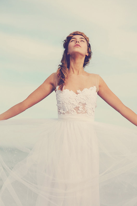 20 Best Beach Destination Wedding Dress for 2016 - Lunss Couture
