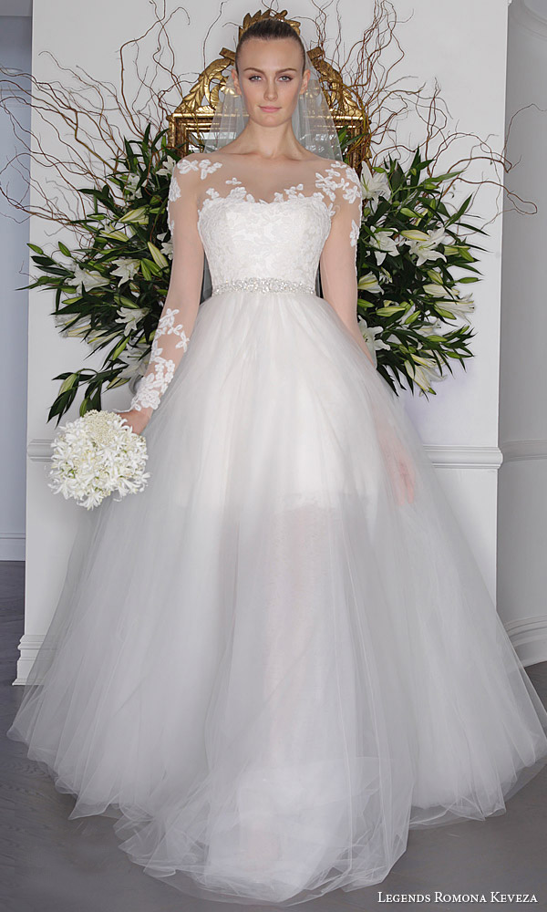 Bride Dress Trends 2016