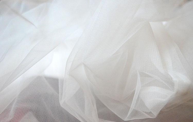 tulle fabric - Gossamer Fabric