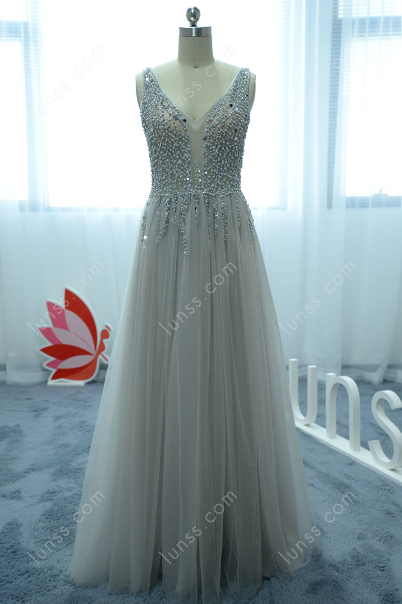 A Exactly Gorgeous Prom Dress Under 250 - Custom Design - Lunss Couture