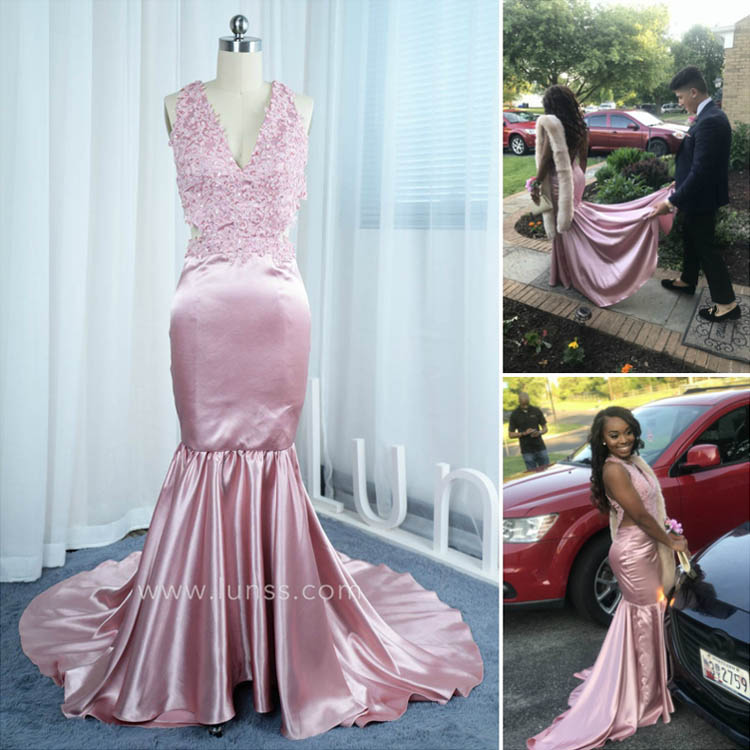 My prom dress - Lunss Couture