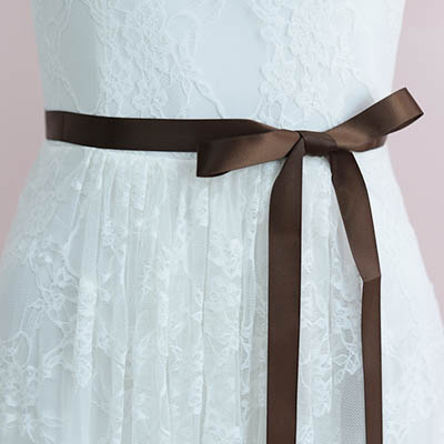 Simply Ivory Pearls Beaded Bridal Sash   Ribbon Belt - Lunss Couture e6ff57bcf