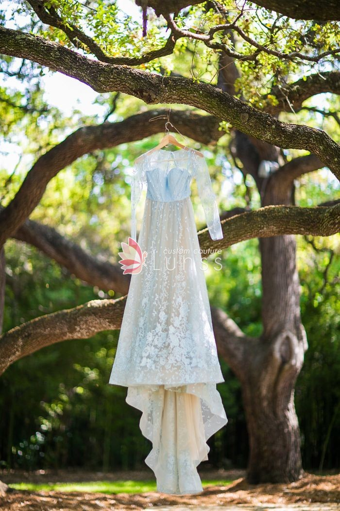 Wedding Dress Lunss Tailored Bridal