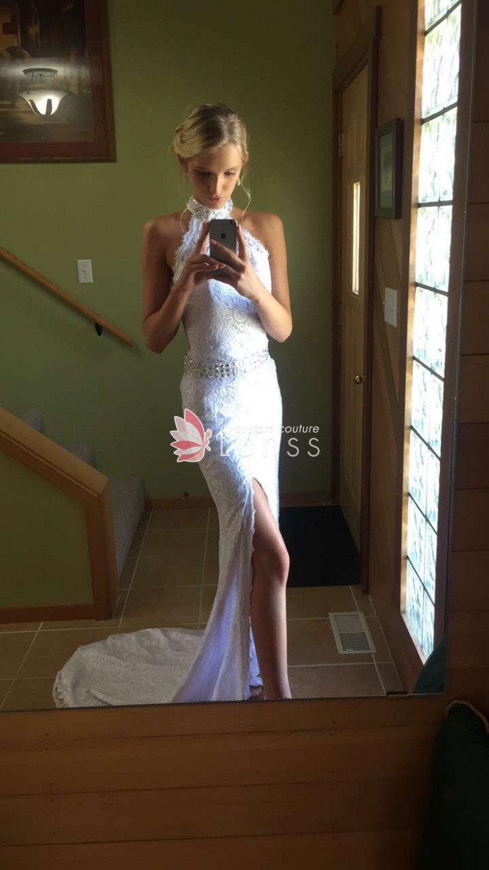 Over The Top Dresses For Prom Real Customers - Lunss...