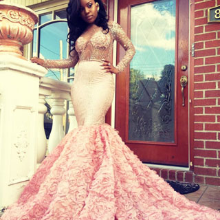 Custom Design Prom Dresses Online 21